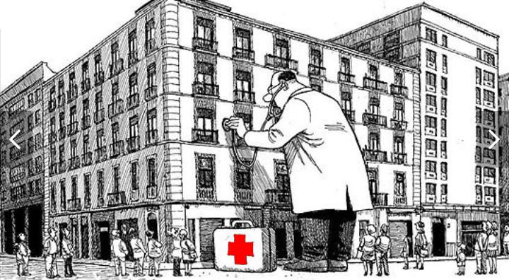 medico edificio