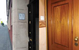 placas vivienda turistica en portal